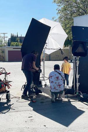 school movie shooting* - Avenue No.8 Vol.2