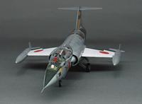 ハセガワ 1/48 F-104DJ スターファイター 航空自衛隊 完成品 - DNF