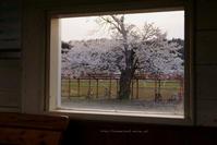 信濃平駅の窓から - 野沢温泉とその周辺いろいろ2