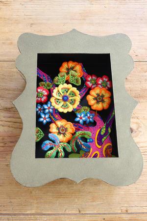 ファイバーボードで立体刺繍用の箱を制作しました - フェルタート(R)・オフフープ(R)立体刺繍作家PieniSieniのブログ
