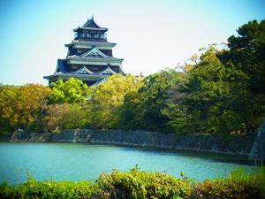 広島三越朝のお散歩 -
