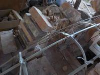 性懲りもなく窯を作り始める(No.344) - 薪窯冬青 犬と山暮らし