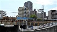 藤田八束の鉄道写真@東海道本線で鴨列車の写真を撮影、コロナ禍でも楽しめる写真撮影はせ心的にも良いものです。カメラを持って鉄ちゃんしました・・・貨物列車写真撮影 - 藤田八束の日記