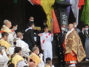 熊野詣で(その2、吉野・金峯山寺と高野山・金剛峯寺) -
