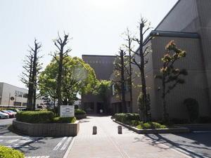 佐伯区民文化センター&五日市中央公園 -