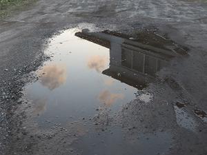 大雨ののち - 北海道・池田町のワインの国からお知らせです