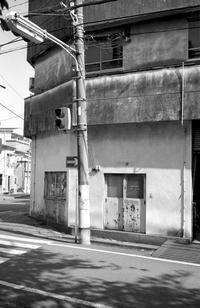 街角(その3) - そぞろ歩きの記憶