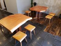 新規開店中華店 - 一枚板テーブル、無垢材家具 原木家具の祭り屋