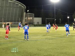 練習試合vs山王FC - 横浜GSFC Cobra