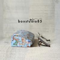 動物モチーフの箱期間限定出展中(~5/12) - 布箱日記 by  boxstudio85