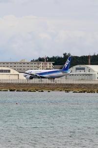 B777の運航再開が待ち遠しい - 南の島の飛行機日記