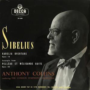 シベリウスの「ペレアスとメリザンド」 - 録音を聴く