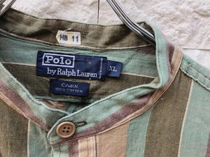 4.23(FRI)OLD RalphLauren& Print T-Shirt 新入荷! -