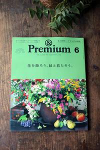 &Premium6月号に掲載していただきました。 - シベリアケヱキのこんな一日