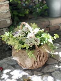 4月ガーデン&クラフツ寄せ植え教室① - 小さな庭 2