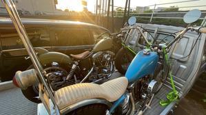 明日は大阪 - Cyla motorcycle DEPT.