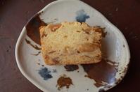「パウンドケーキの形が定まらない」 - もるとゆらじお