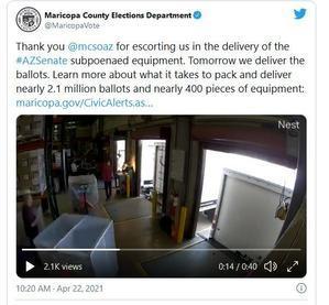 マリコパ郡が、監査対象となる機械をスタジアムに移動中! - 魔界王伝3 攻略 私的メモ