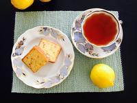 レモンのパウンドケーキ - yuko-san blog*