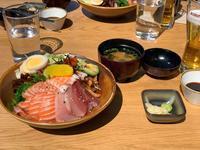 「お寿司屋さんでお友達とランチした~」と「お客様からの写真」 - 寿司陽子