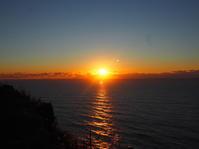 2021.01.01 飯岡刑部岬からの初日の出 - ジムニーとハイゼット(ピカソ、カプチーノ、A4とスカルペル)で旅に出よう