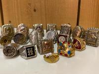 4月28日(水)マグネッツ大阪店、夏Vintage&アクセサリー入荷日!! #1 Ring編!! MexicanRing,ButtonRing,FreeMason!! - magnets vintage clothing コダワリがある大人の為に。
