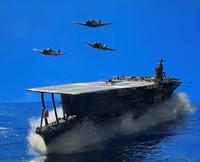 空母赤城1942 - 回れプロペラ!  Rotate Propeller!