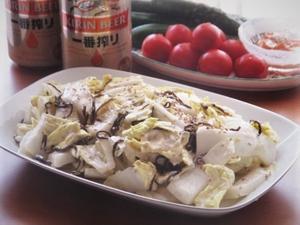 春白菜 -