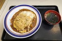 398杯目:富士そば市ヶ谷店でカレー親子丼 - 富士そば原理主義