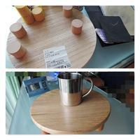 ミニテーブル作成 - ひとりごと・・・