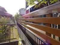 フェンス塗装 - enjoy life to the full 人生を楽しく過ごす!   BESSのワンダーデバイスでもっと楽しく