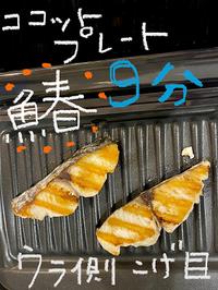 上等のコンロで鰆を焼きました - ::宮野商事スタッフブログ::