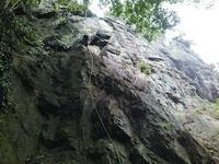 久し振りに岩へ…伊木山 - 山にでかける日