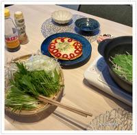 豚しゃぶで夜ご飯。 - Mikari's Blog