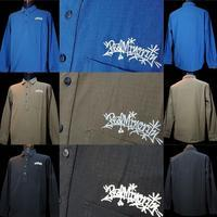 RealMinority リアルマイノリティー オリジナル プルオーバー 長袖ワークシャツ(Throw UP) - ZAP[ストリートファッションのセレクトショップ]のBlog