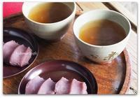 伊勢茶と赤福と今日の人生 - 陽だまりcafe