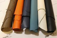 ■皮革在庫一覧 <ワープロラックス>■ - ハンドメイド 本革製手帳カバーのRCW