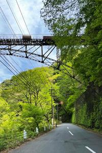 東京都内・日原、鍾乳洞の先へ 2021年4月24日 - 暗 箱 夜 話 【弐 號】