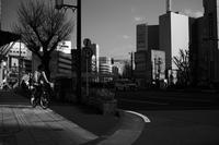 東大通と流作場五差路のあたり20210403 - Yoshi-A の写真の楽しみ