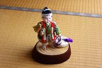 五月人形桃太郎 - 満足満腹 お茶とごはん2