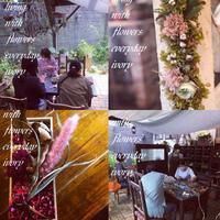 IVORY 花教室 4 April ありがとうございました。 -  Flower and cafe 花空間 ivory (アイボリー)