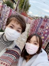 ある日の嵐山にて。 - 京都嵐山 着物レンタル「遊月」・・・徒然日記