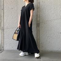 【ATON】DRAPED DRESS - 山梨県・甲府市 ファッションセレクトショップ OBLIGE womens【オブリージュ】