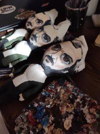 ダリーナ、キューブリック・ドールを粛々と製作中 - 下呂温泉 留之助商店 店主のブログ