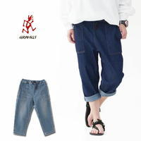 GRAMICCI [グラミチ] KIDS DENIM LOOSE TAPERED PANTS [5001-DMJ-J] キッズデニムテーパードパンツ・KID'S/LADY'S - refalt blog