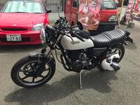 GWもやっぱりバイクに車( ´∀`) - 阿蘇西原村カレー専門店 chang- PLANT ~style zero~