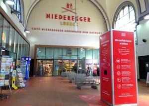 メーデー - 7つの塔が見える窓から in ドイツ