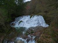魚帰りの滝 - 飛騨山脈の自然