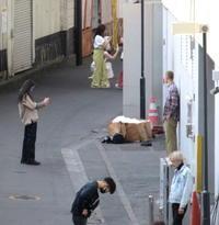 路地裏で展開していた三つのドラマ - 隠居お勉強帖