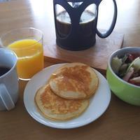 ホテルみたいな朝食二日目 - Hanakenhana's Blog